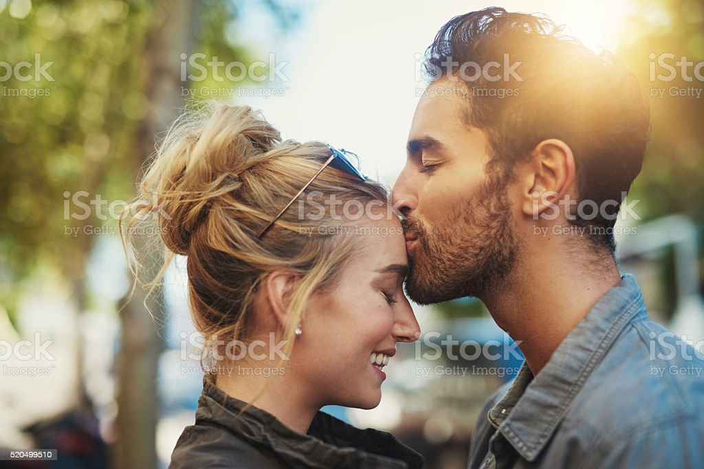 I am yours to keep royalty-free stock photo