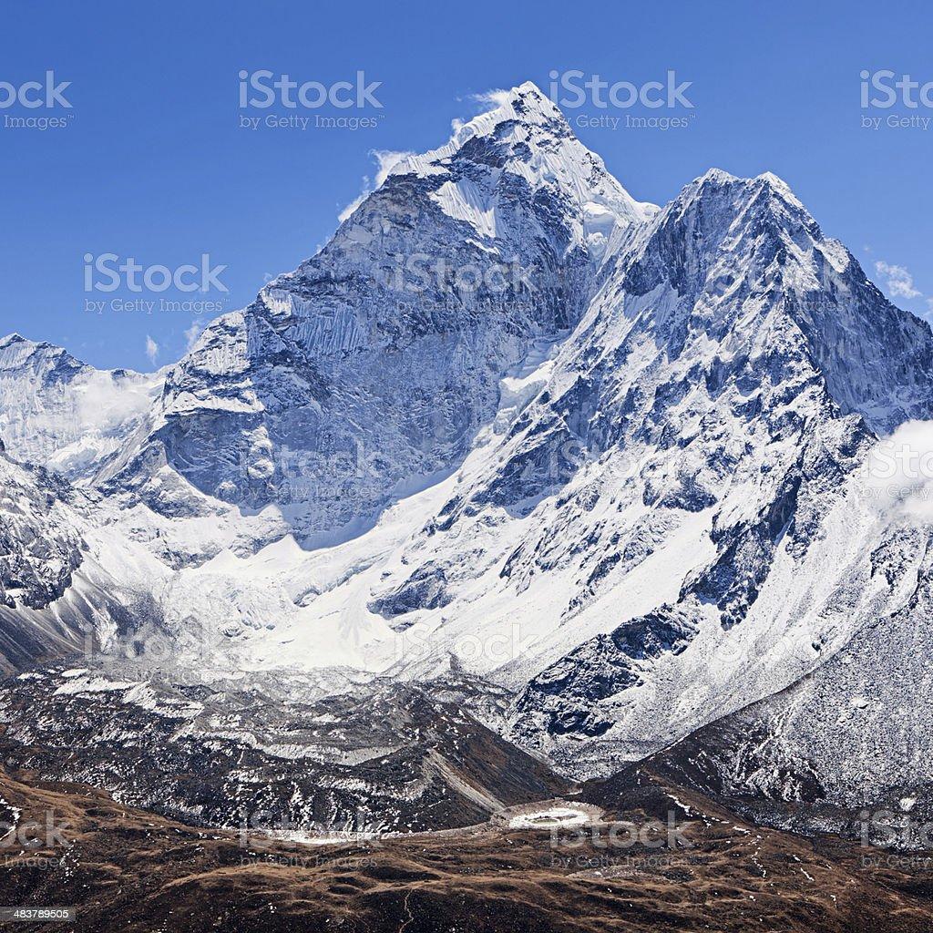Ama Dablam - Himalaya Range stock photo