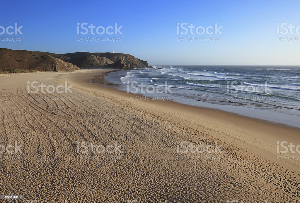 Amado beach stock photo