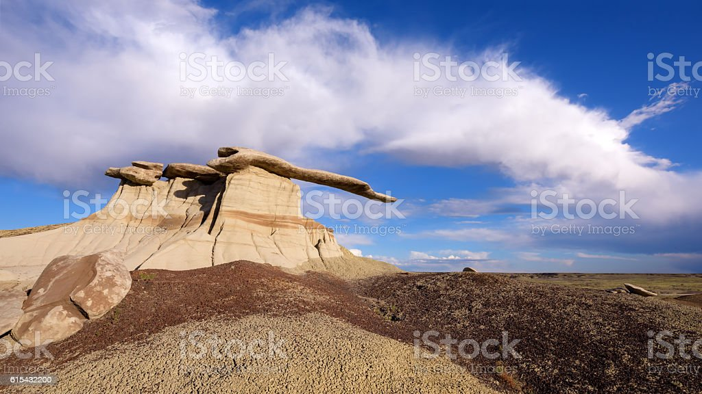 Amaging Rock Formation stock photo
