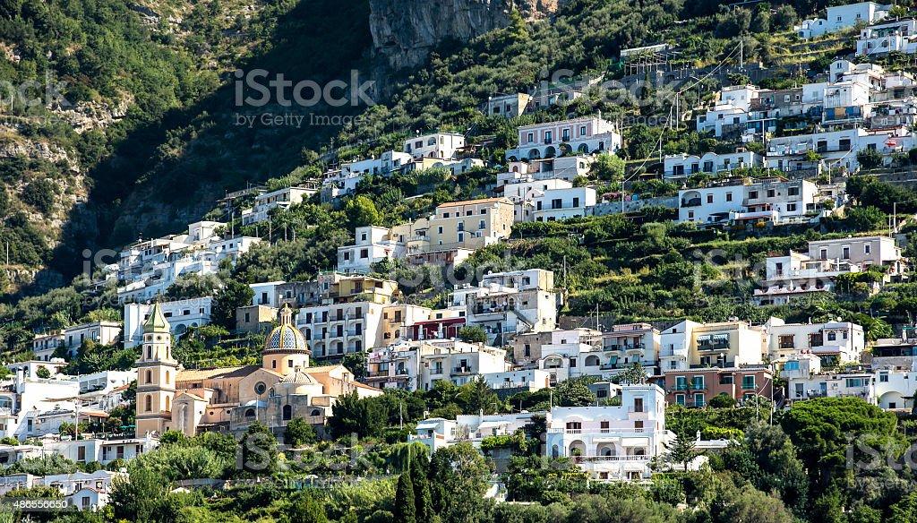 Amalfi Coast - Italy stock photo