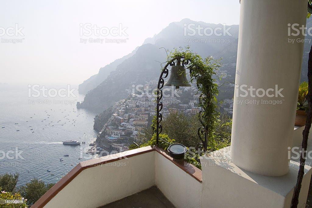 Amalfi Coast. stock photo