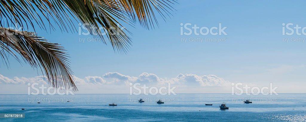 amanecer en los barriles, bcs. stock photo