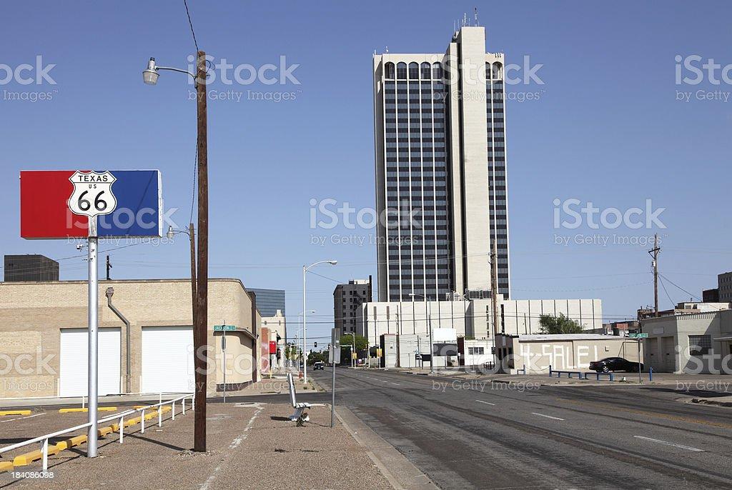 'Amarillo, Texas' stock photo