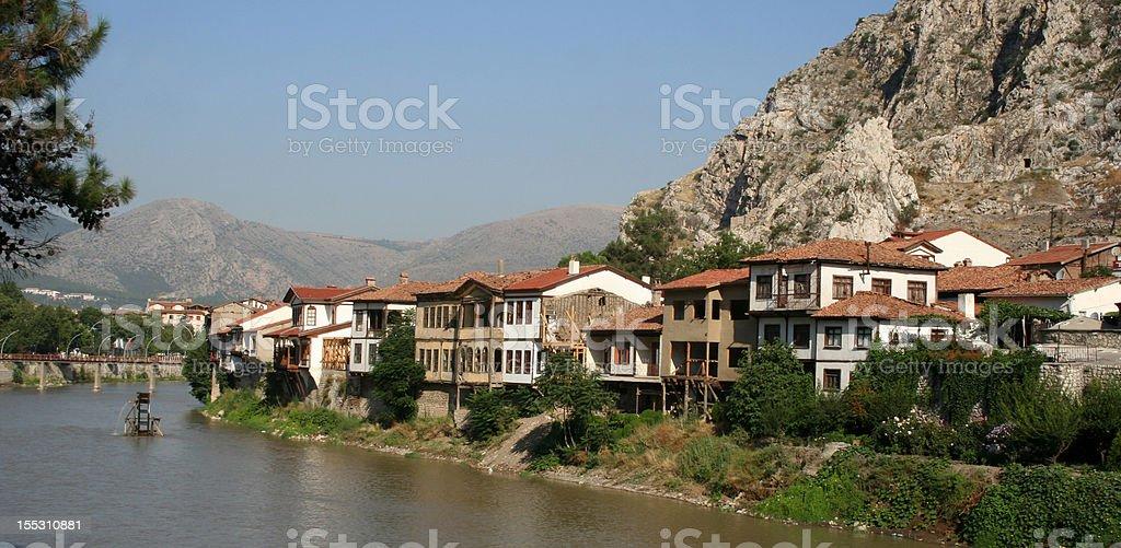 Amasya stock photo