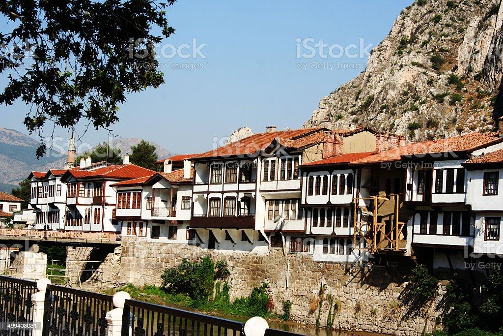 Amasya, Turkey stock photo
