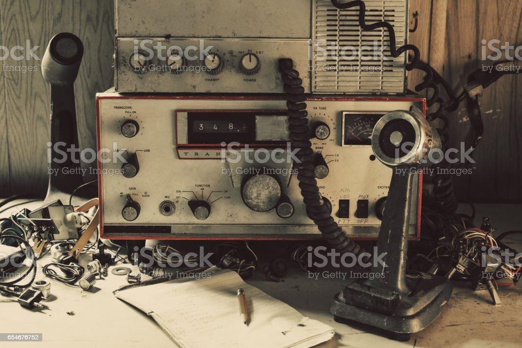 Amateur Radio stock photo