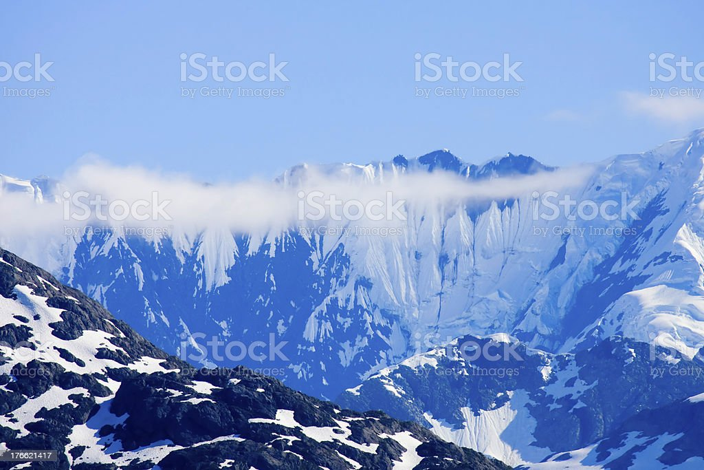 Amazing Alaska stock photo