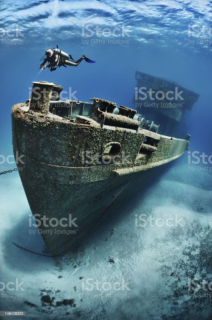 Amazing Discovery stock photo
