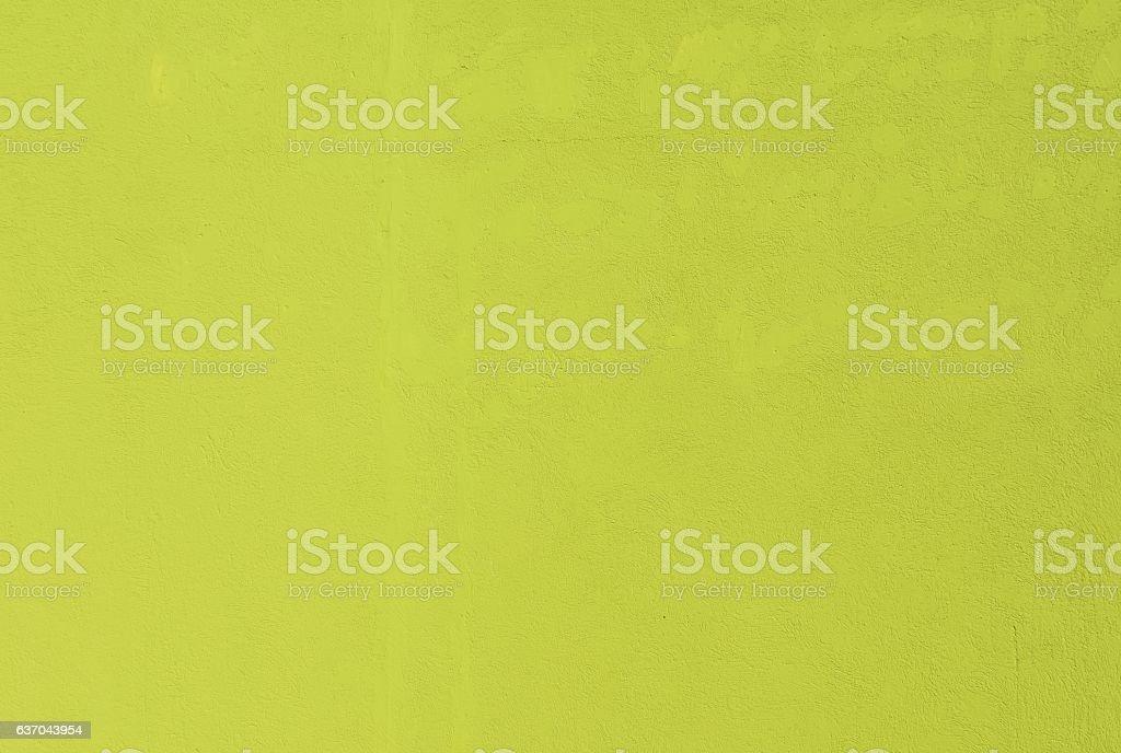 Amazing  green wall glow Background stock photo
