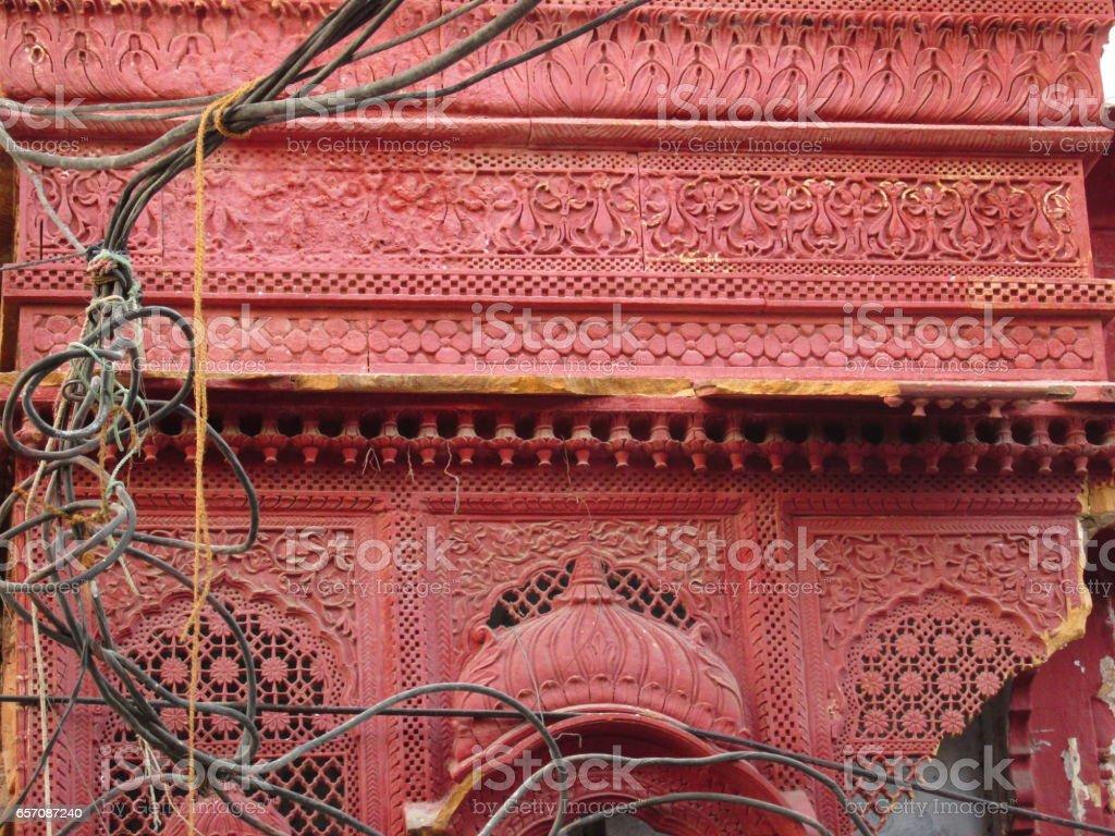 Amazing India stock photo