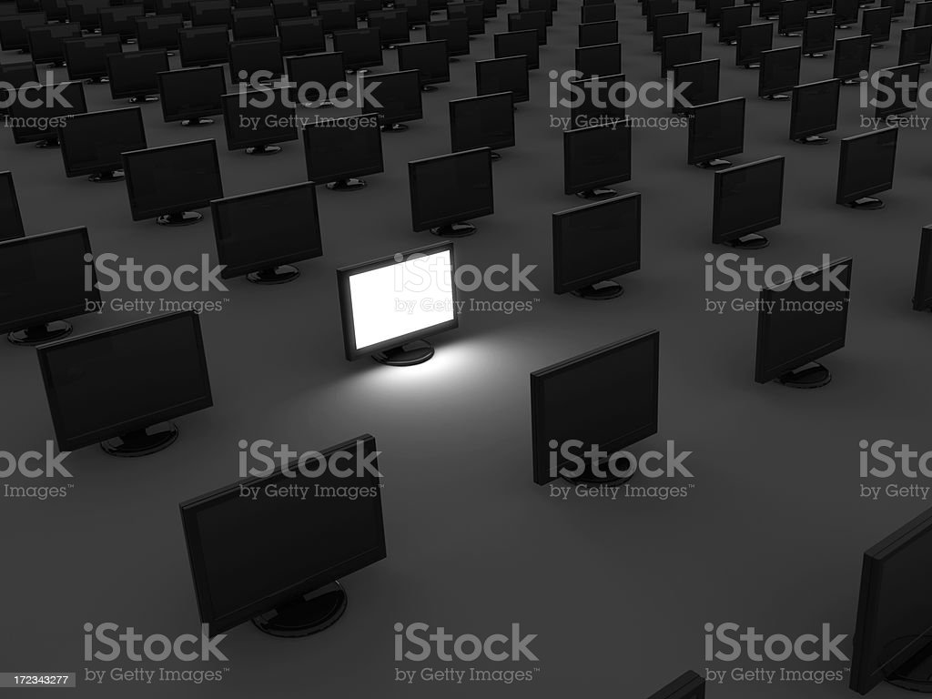 Amazing Person (business concept) stock photo