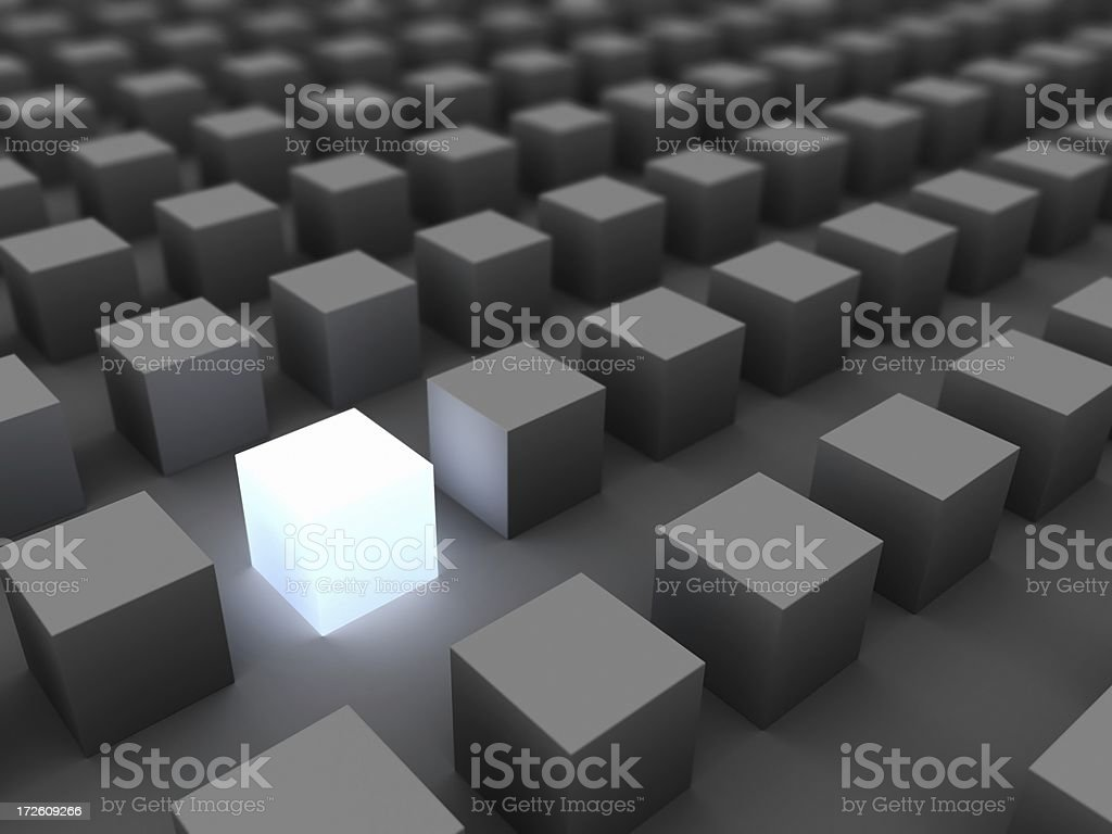 Amazing Person royalty-free stock photo
