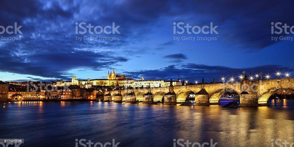 Amazing Prague stock photo
