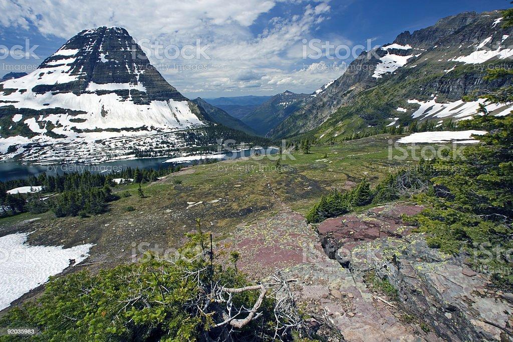Amazing Rockies royalty-free stock photo