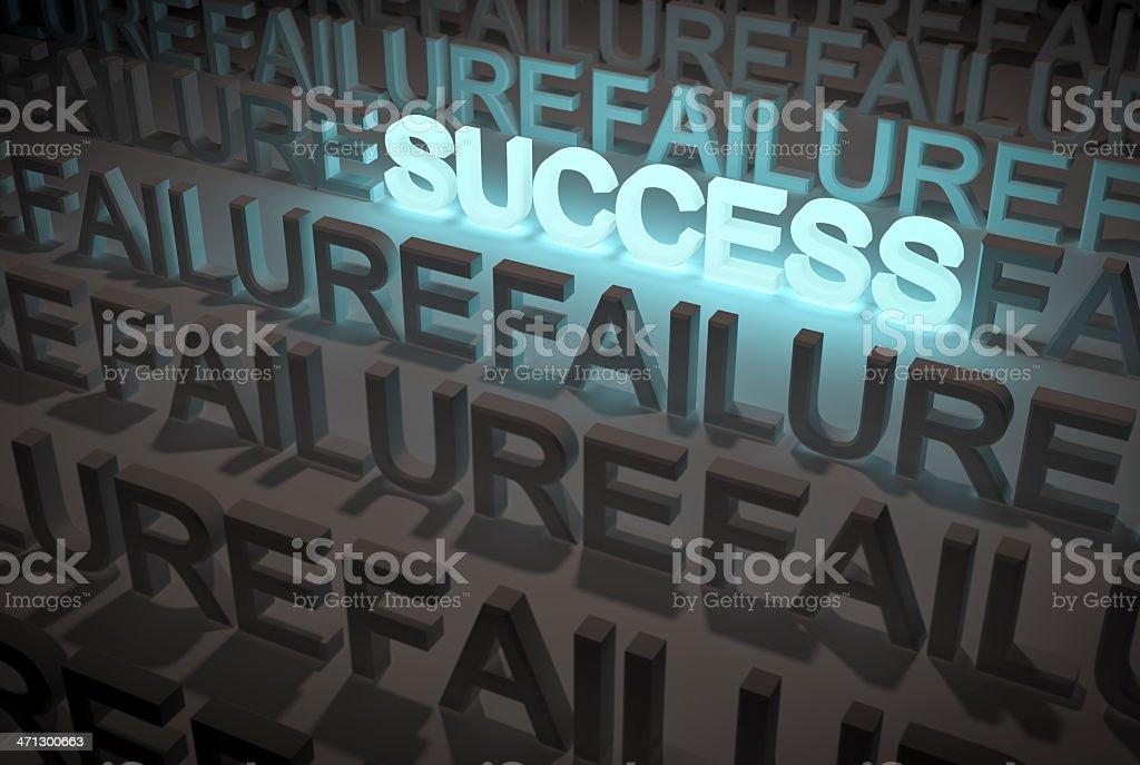 Amazing Success! (XXXL~39MPx) royalty-free stock photo