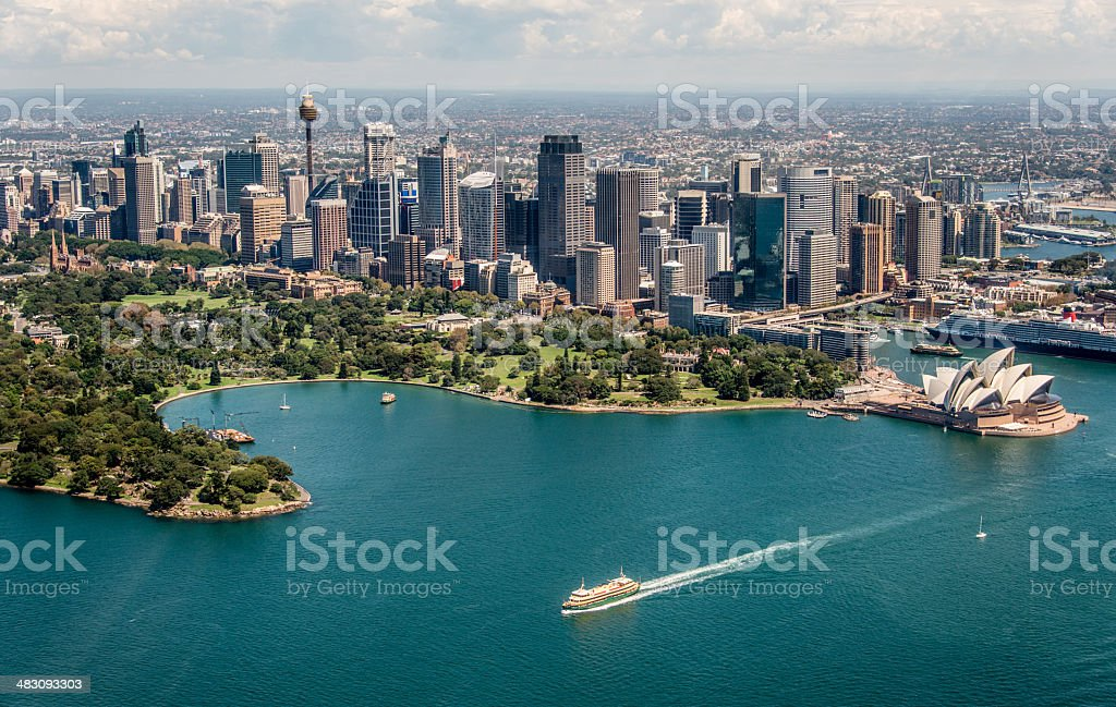 Amazing Sydney, Australia royalty-free stock photo