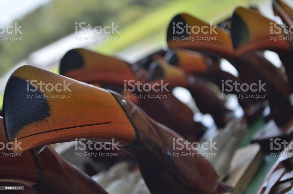 Amazonas Indische Handarbeit Lizenzfreies stock-foto