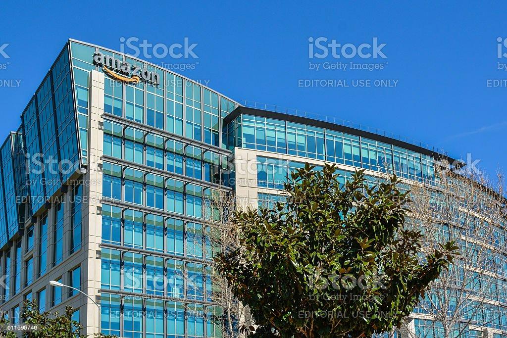 Amazon Lab126, Sunnyvale, CA stock photo
