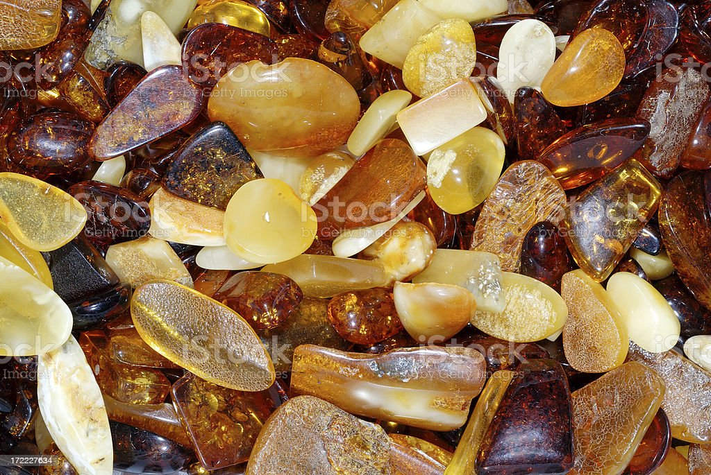 Amber background royalty-free stock photo