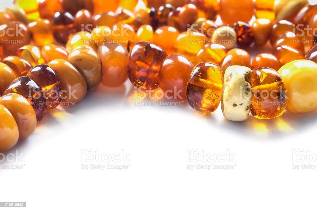 Amber stock photo