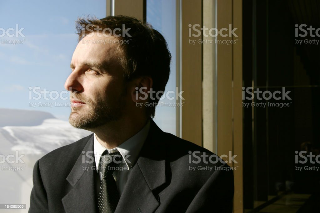 Ambitious royalty-free stock photo