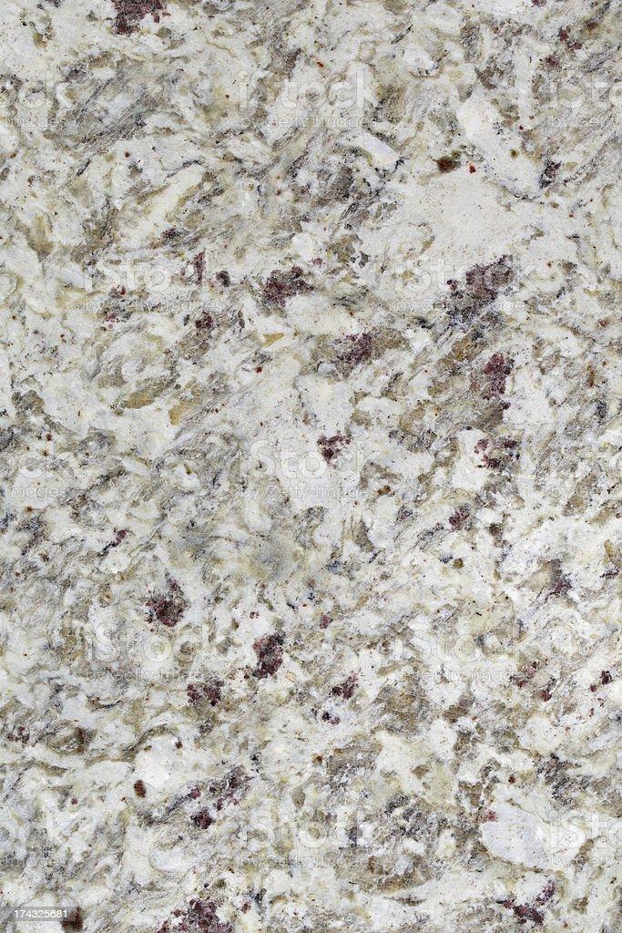 Ambrosia White Granite stock photo