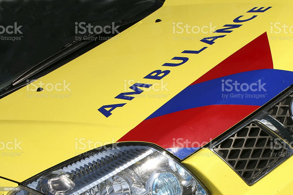 Ambulance # 1 royalty-free stock photo