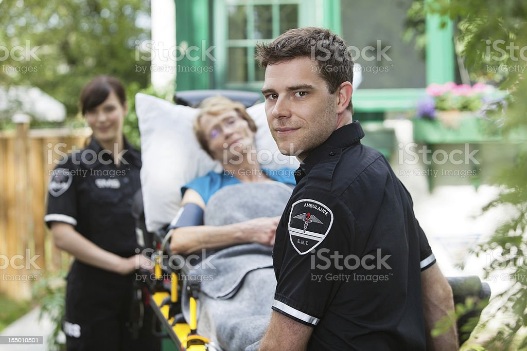 Ambulance Professional stock photo