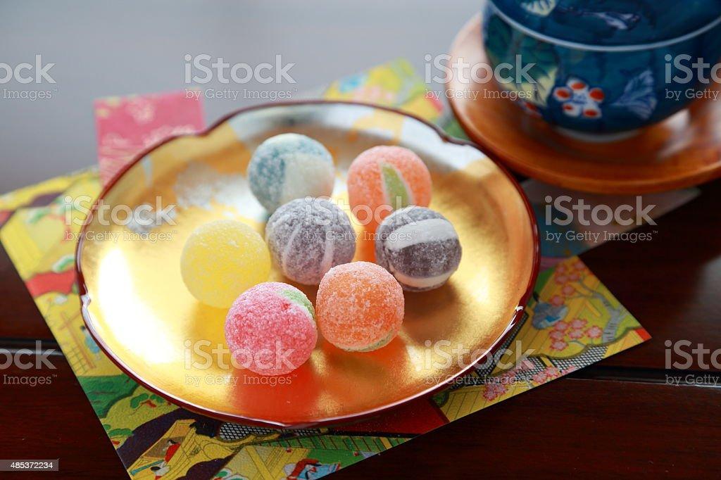 Amedama(Candy) stock photo