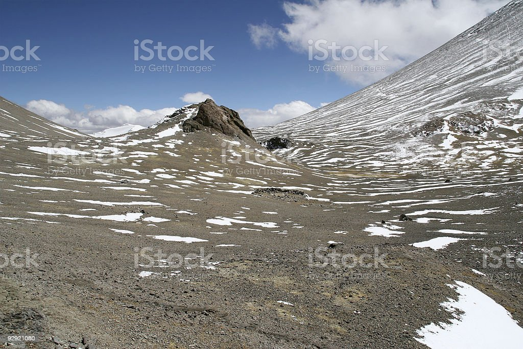 Ameghino Col, Argentina royalty-free stock photo