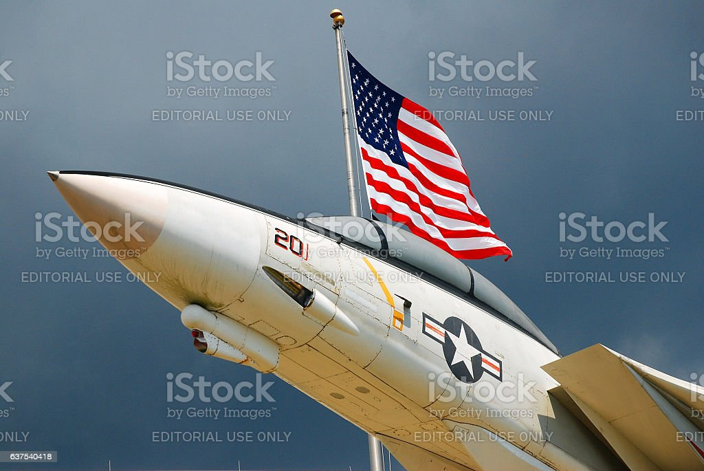 American Air Power stock photo
