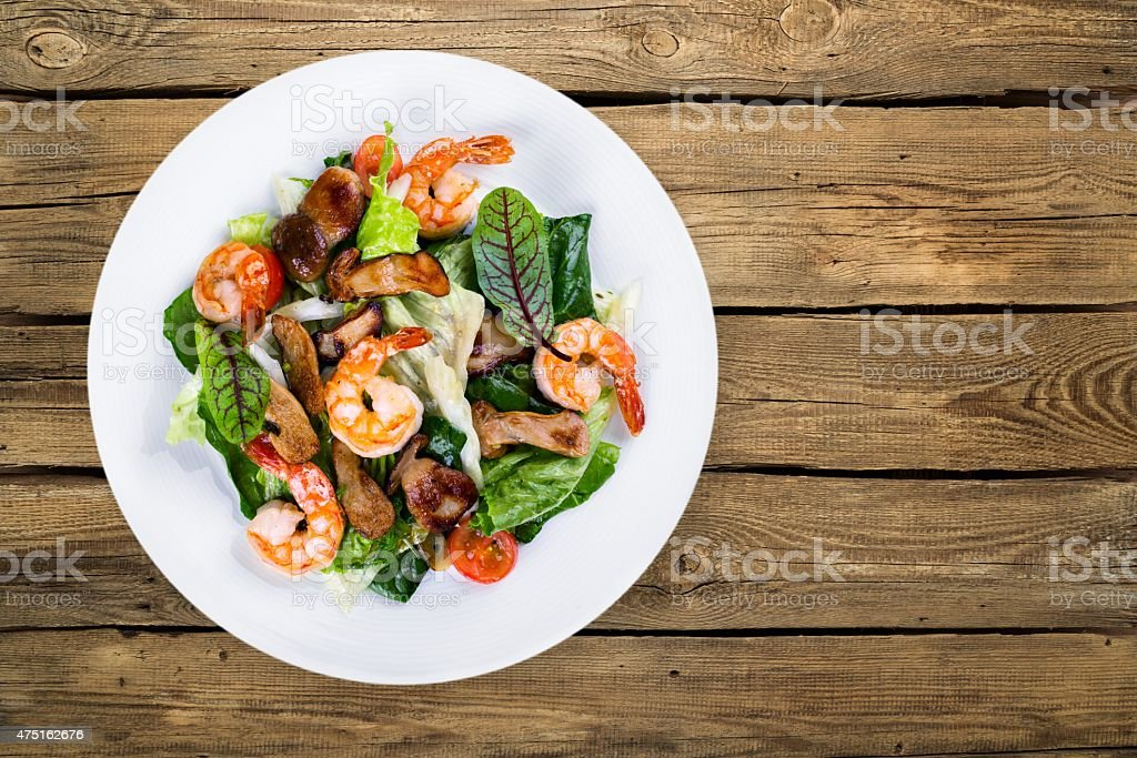 American, appetizer, cebiche stock photo
