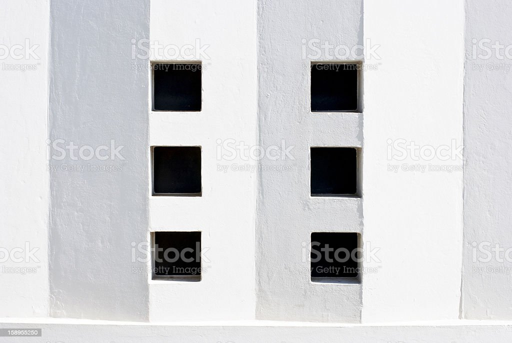 American Architecture: Griffith Park Observatory, Los Angeles, L.A., California (USA) stock photo
