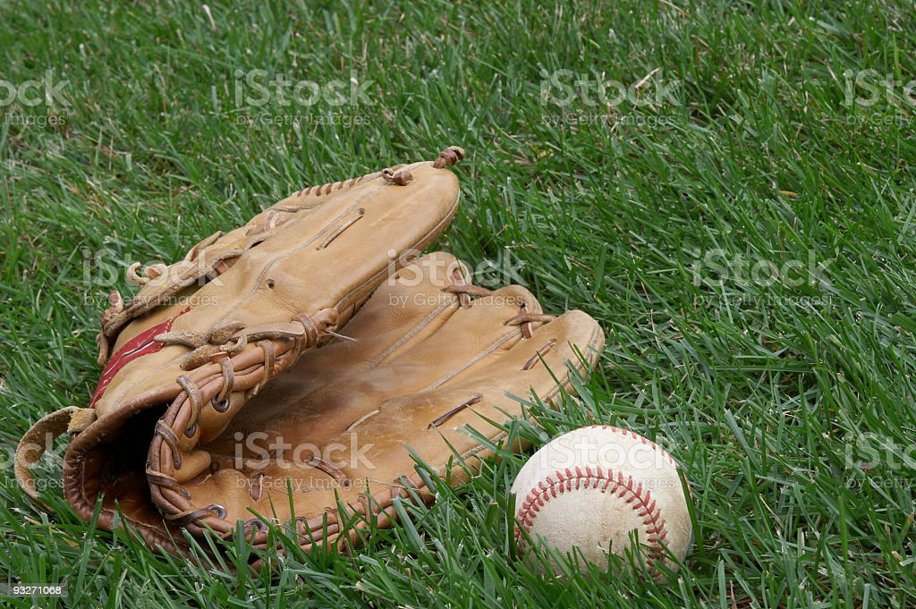 American Baseball #2 royalty-free stock photo