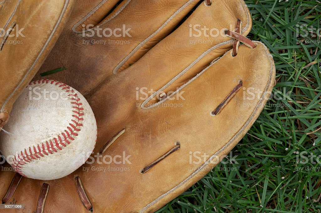 American Baseball #3 royalty-free stock photo