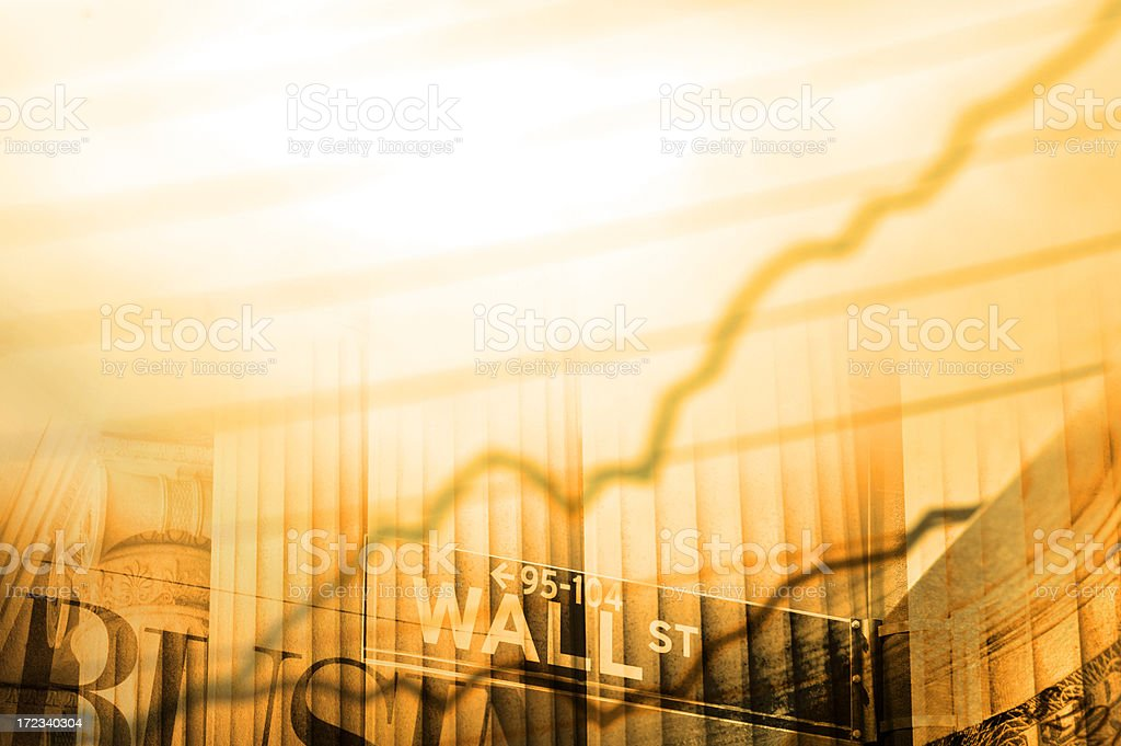 American Business royalty-free stock photo