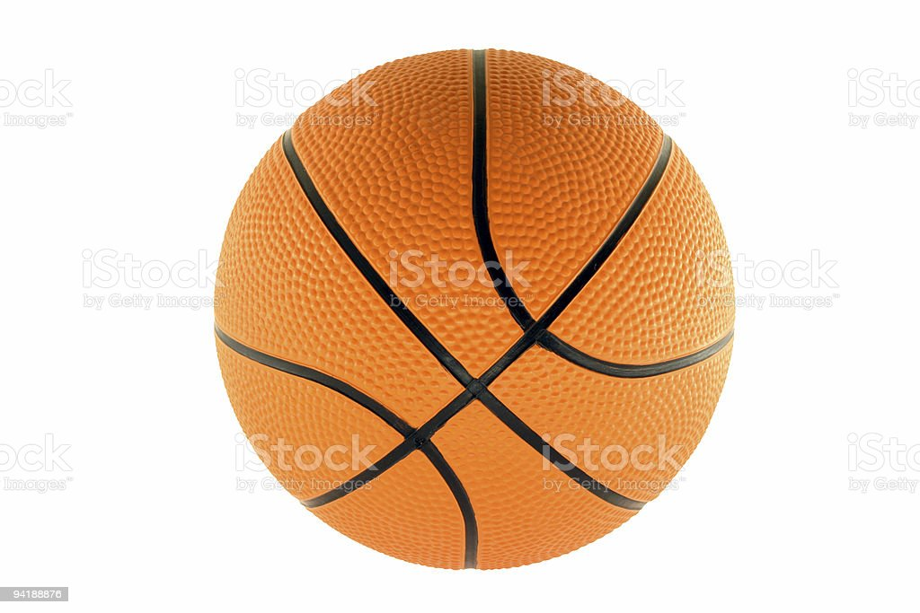 American Canadian Basketball stock photo
