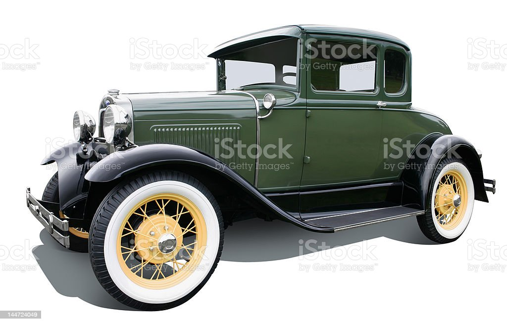 American Classic stock photo