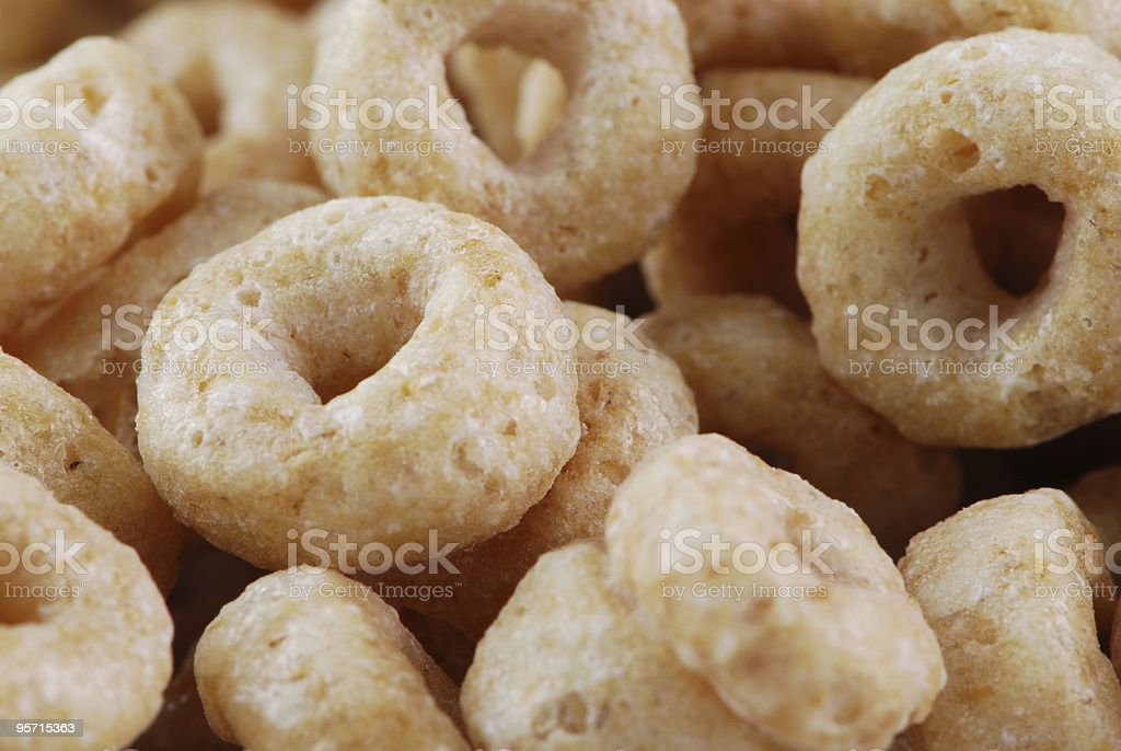 American Cuisine, Cereal royalty-free stock photo