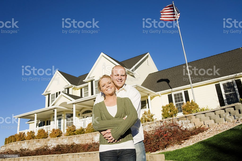 American Dream royalty-free stock photo