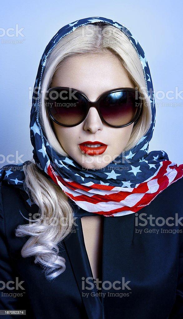American Dream royalty-free stock photo