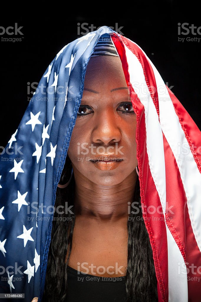 American Ethnicities royalty-free stock photo