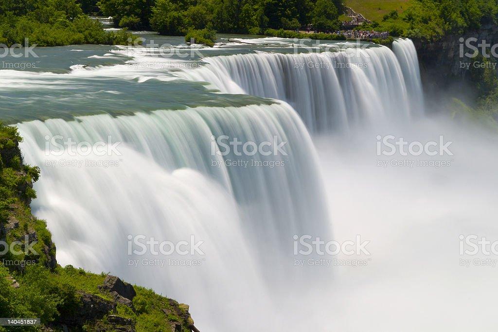 American Falls royalty-free stock photo