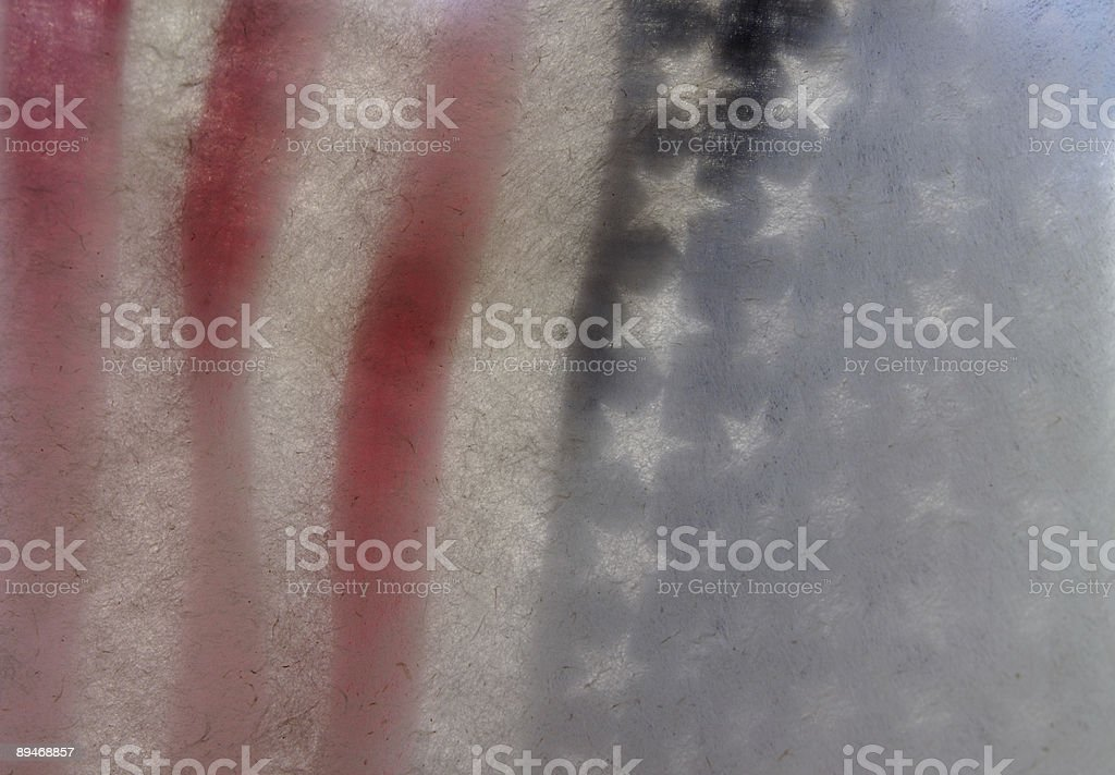 American flag background royalty-free stock photo