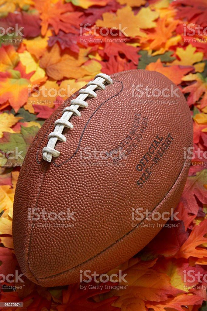 American Football Season royalty-free stock photo