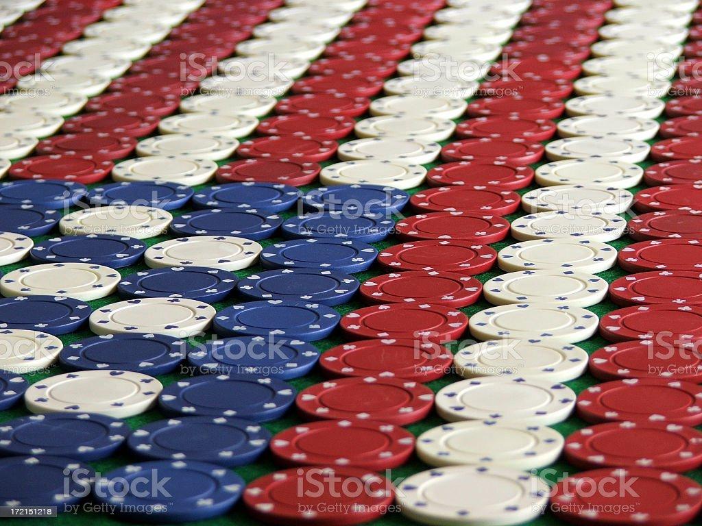 American Gambler 2 stock photo