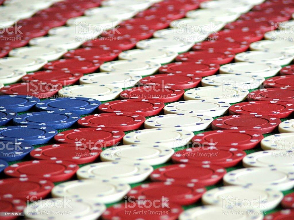 American Gambler 3 stock photo