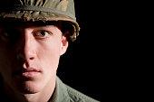 American G.I. - Vietnam War