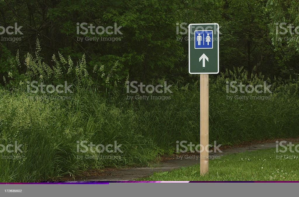 American Home Entrance with Flag royalty-free stock photo